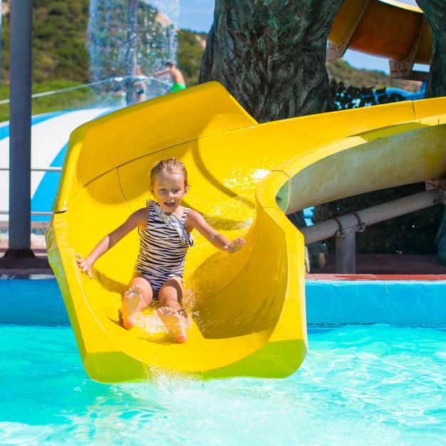 aquapark vakantie Spanje