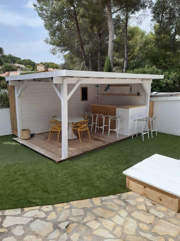 poolhouse vakantie huis